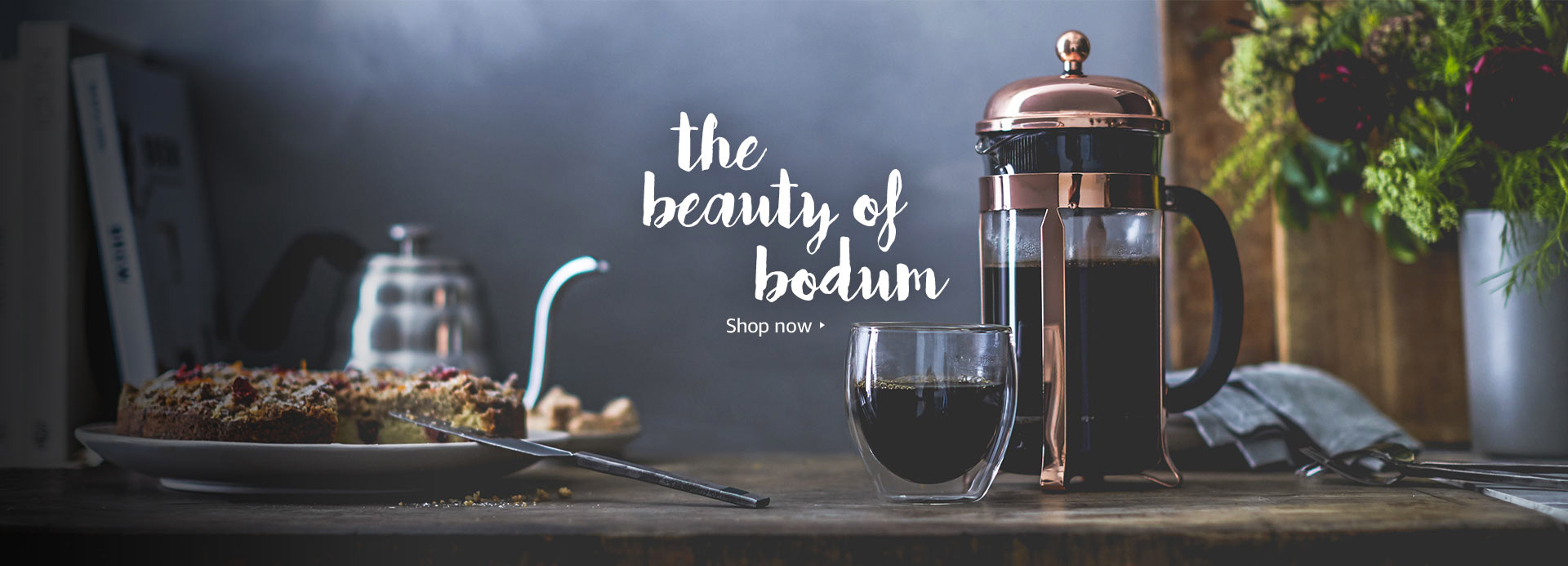 The beauty of Bodum