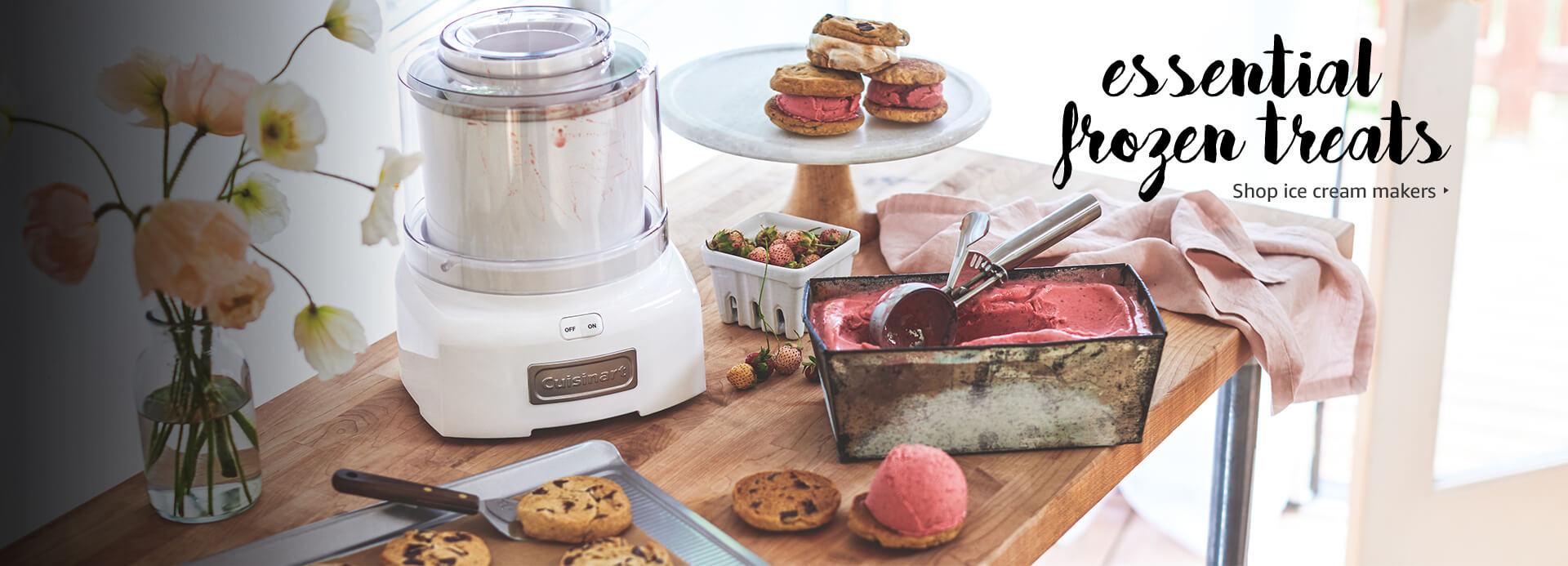 Uncategorized Amazon.com Kitchen Appliances amazon com small appliances home kitchen specialty essential frozen treats