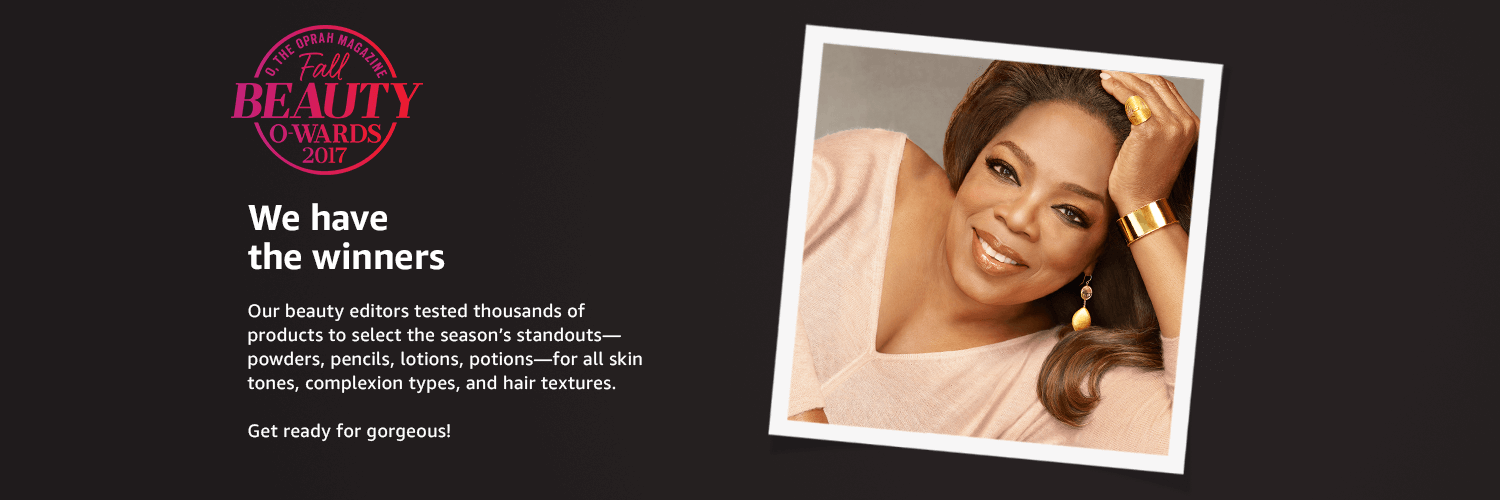 Oprah's Favorite Beauty Things