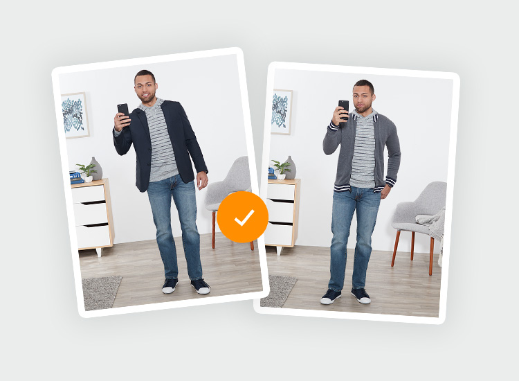 Outfit Compare: Men
