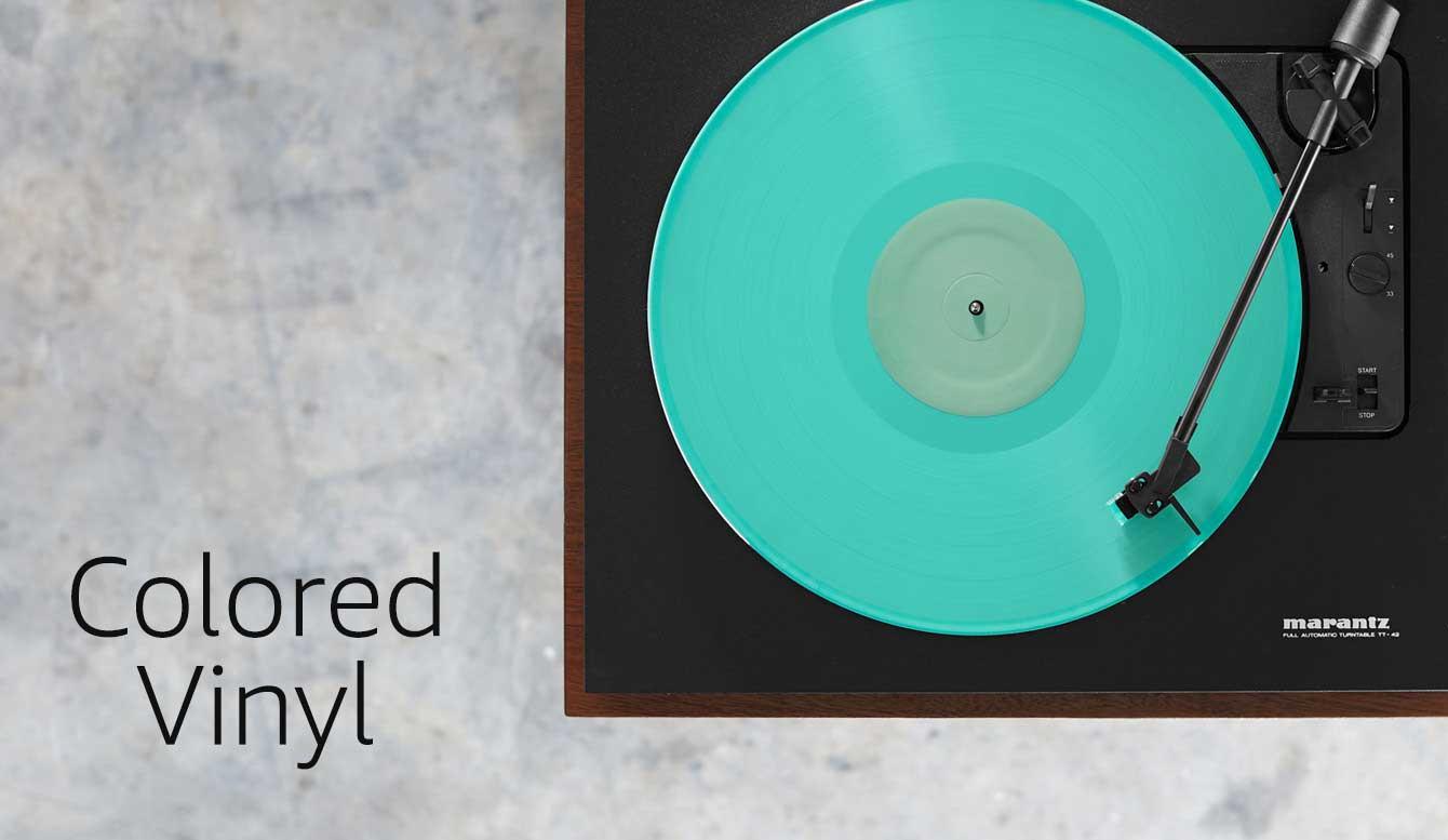 Colored Vinyl
