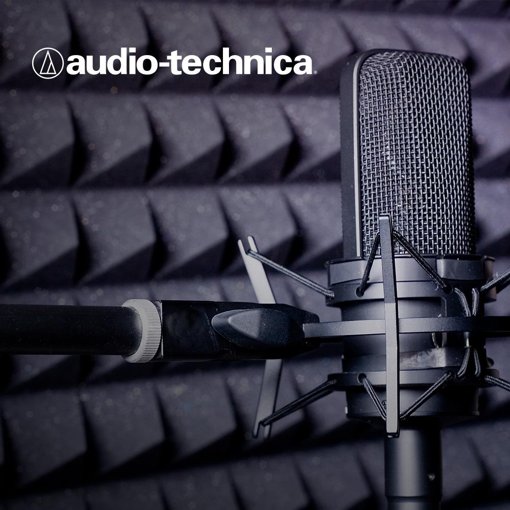 Audio Technica Recording Equipment