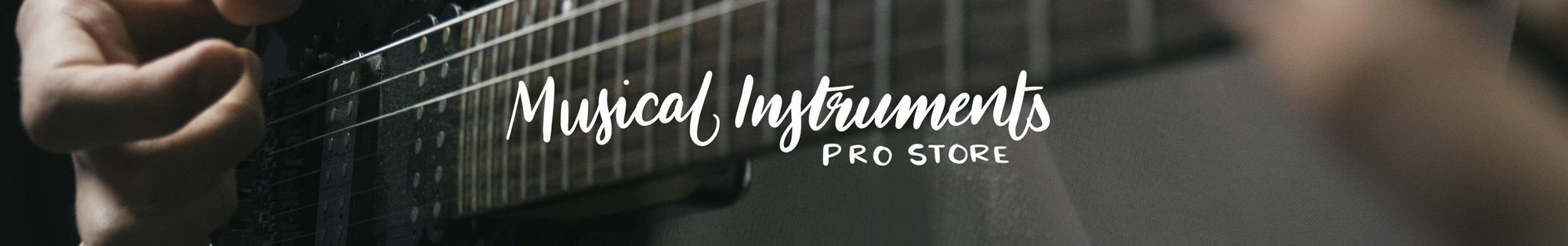 Amazon Musical Instruments Pro Musician Store