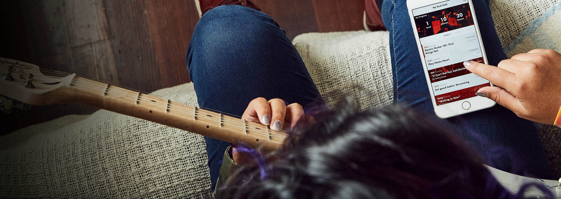 Fender Play: the easiest way to learn guitar