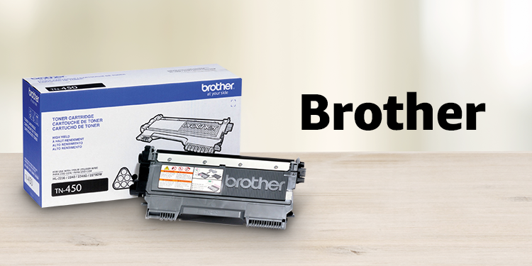 Brother Ink and Toner