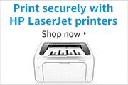 Print securely with HP LaserJet printers