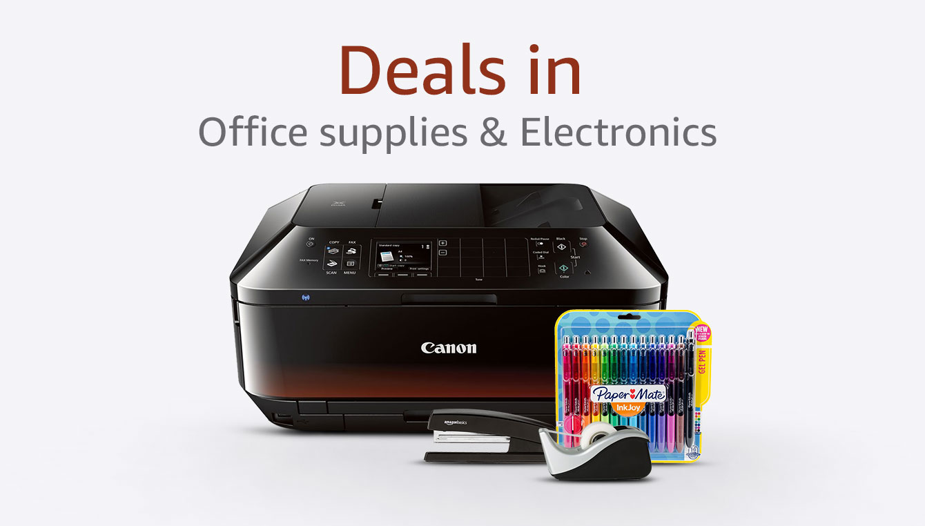 Deals in Office Electronics & Supplies
