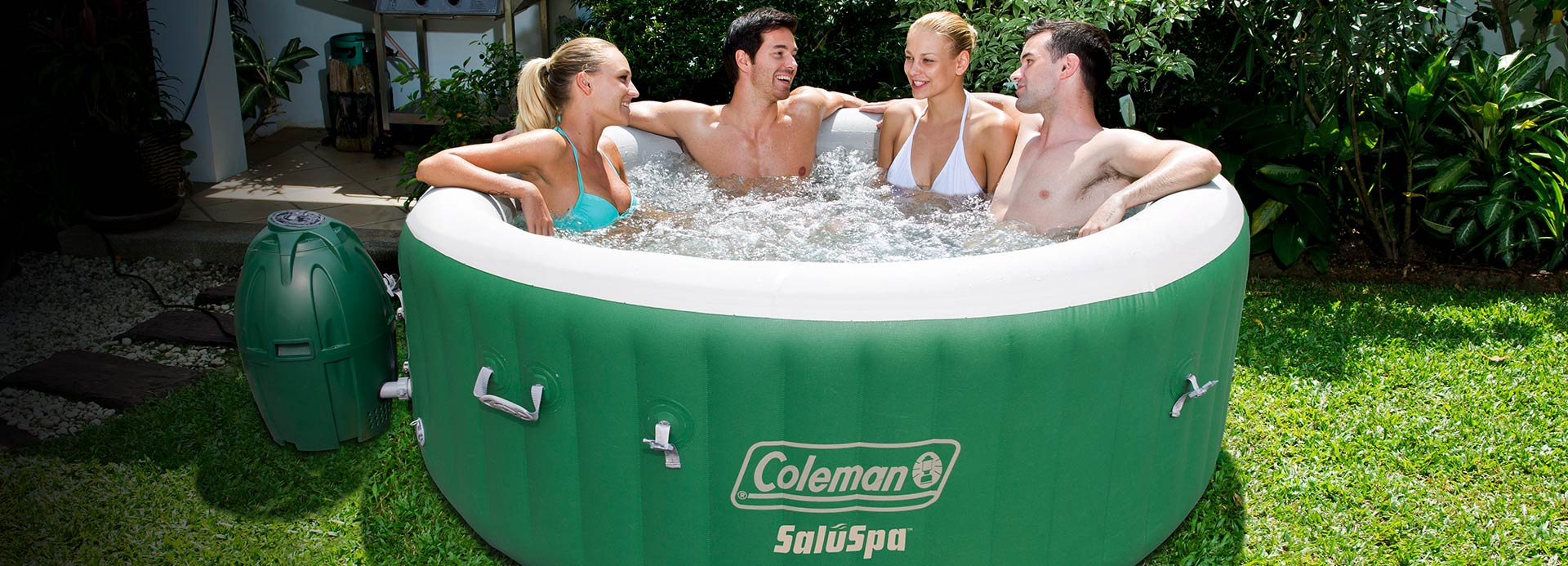 Pools hot tubs pool supplies patio lawn garden for Pool show tv