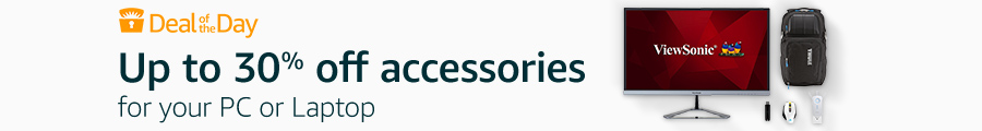Up to 30% off accessories