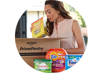 Start Saving with Prime Pantry
