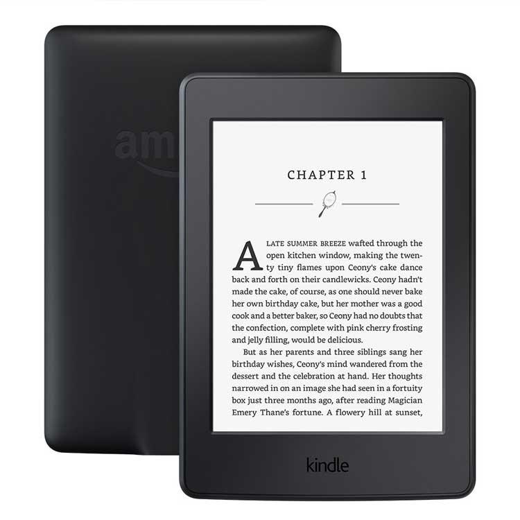 Kindle Accessibility