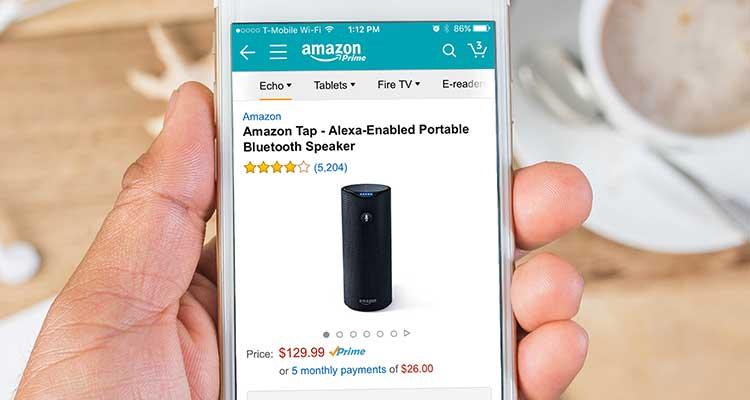 Mobile Phone shopping on Amazon.com