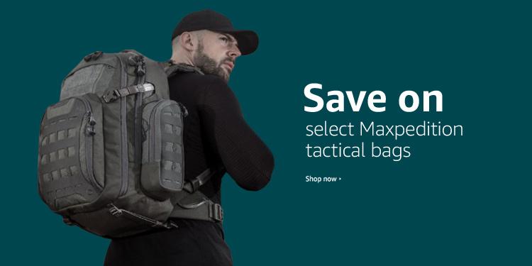 Maxpedition tactical bags