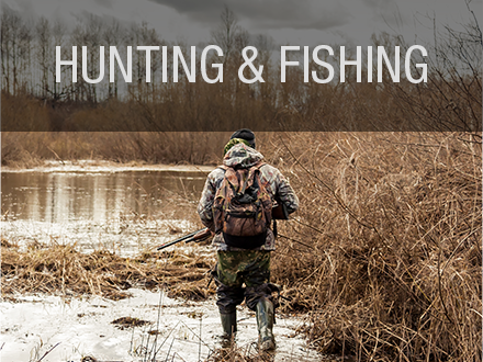 Hunting & Fishing