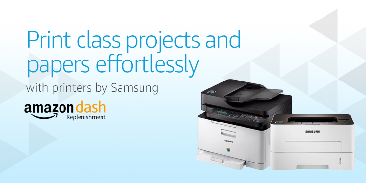 Print effortlessly with Samsung