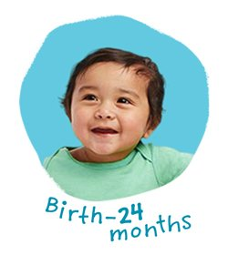 Birth to 24 months