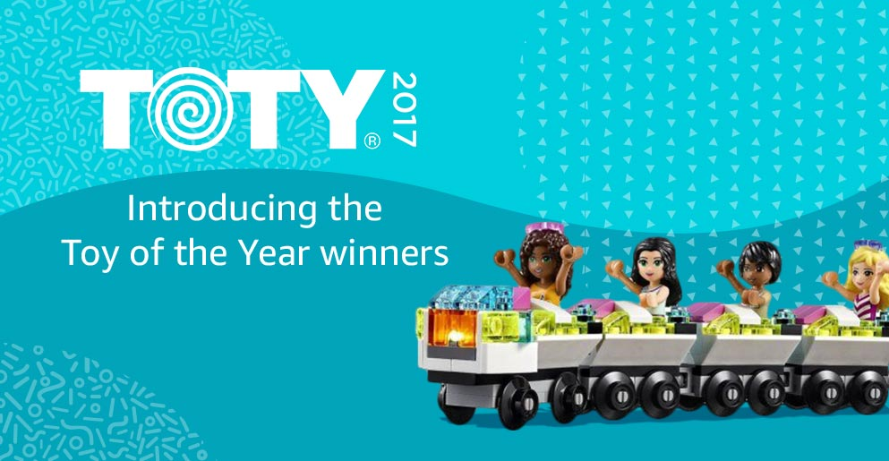 Toy of the Year winners