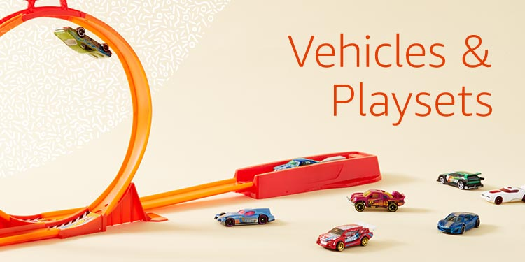 Vehicles and Playsets