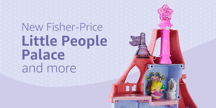 Fisher-Price Little People Palace