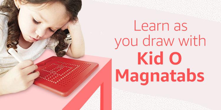 Kid O Magnatabs