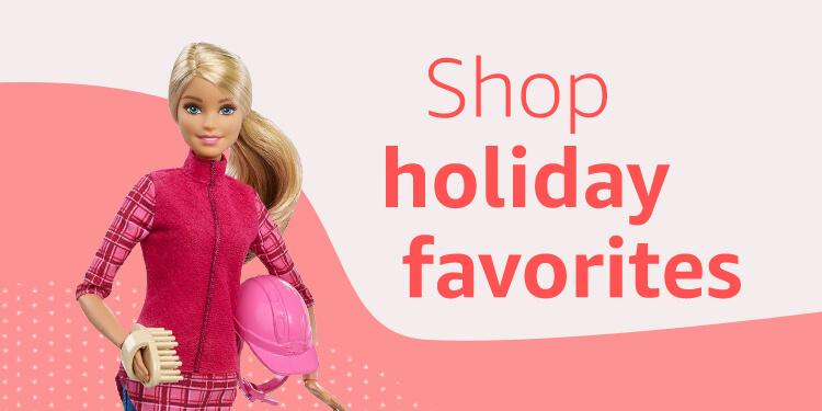 Mattel Holiday Favorites