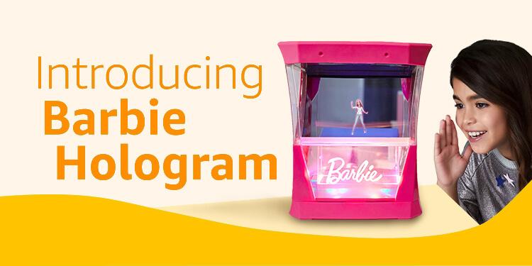 Barbie Hologram
