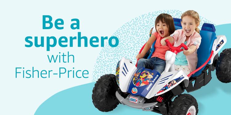 Fisher-Price Superhero