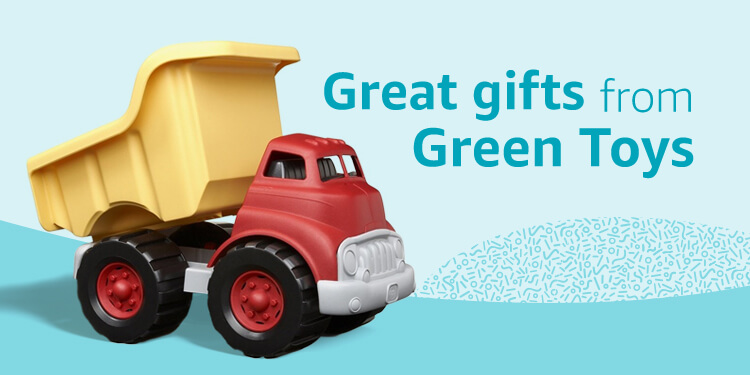 Great gifts from Green Toys