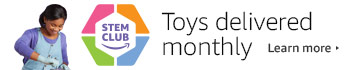 Toys delivered monthly
