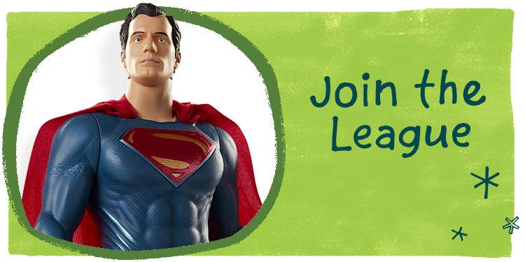 Join the League: Shop Now
