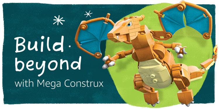 Build beyond with Mega Construx