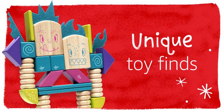 Unique Toy Finds