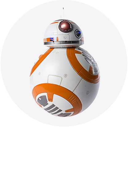 Spin BB8
