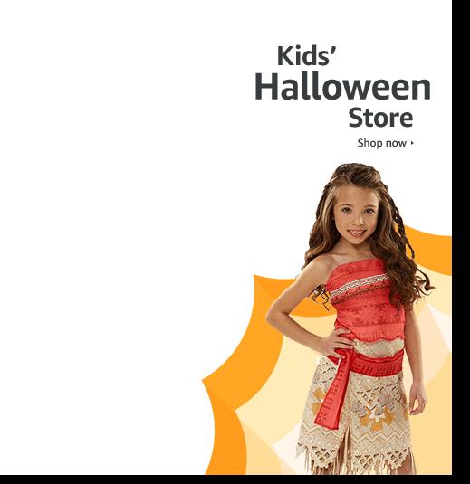 Kid's Halloween Store - Shop now