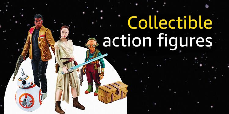 Action figures star wars