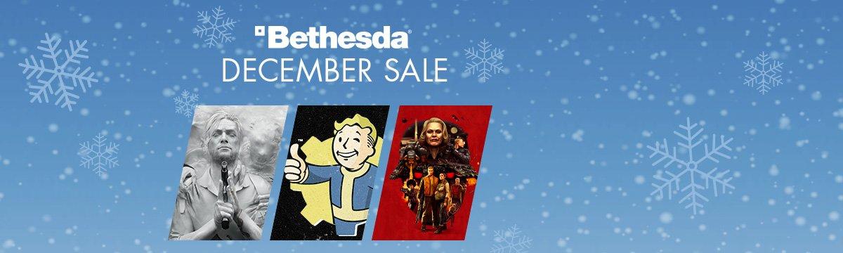 Bethesda December Sale