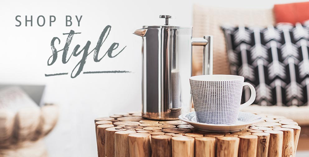 Registry Inspiration: Shop By Style