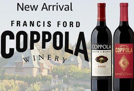 Amazon Wine: Coppola Wines