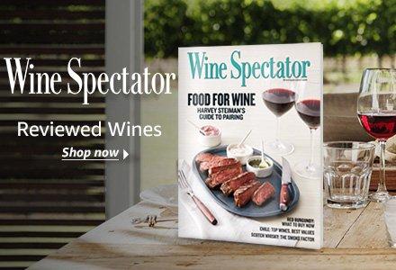 Amazon Wine: Wine Spectator