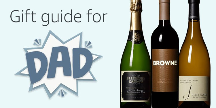 Amazon Wine: Mother's Day Guide
