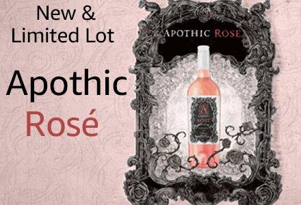 Amazon Wine & Champagne: Apothic Rose