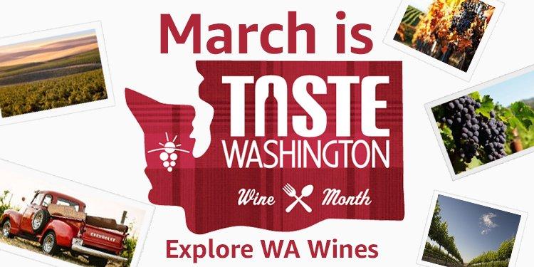 Amazon Wine & Champagne:: Taste WA