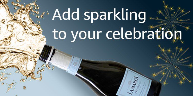 Add sparkling to your celebration
