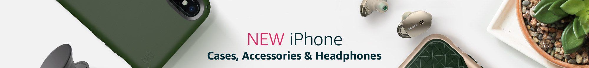 Cases, Accessories, and Headphones for the iPhone X