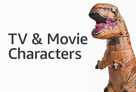 TV & Movie Character Costumes