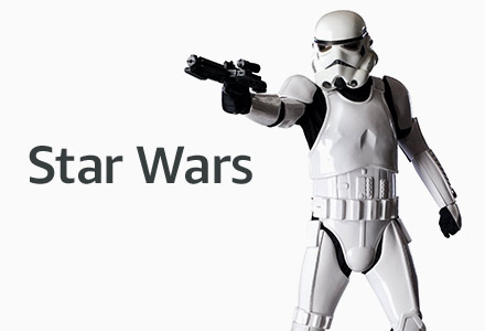 starwars costumes - Accessories For Halloween Costumes