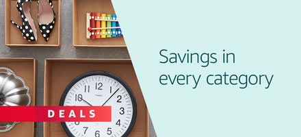 Savings in every category