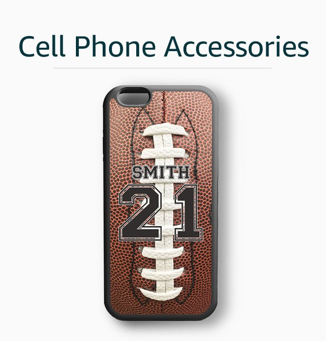 Custom Cell Phone Accessories