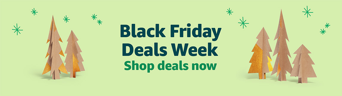 Black Friday Deals Week. Shop deals now.