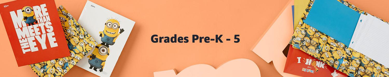 Grades Pre K - 5